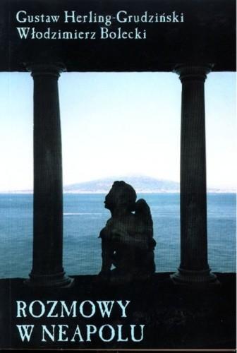 Okładka książki Rozmowy w Neapolu