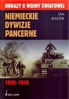 Okładka książki Niemieckie dywizje pancerne 1939-1945