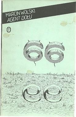 Okładka książki Agent dołu