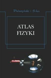 Okładka książki Atlas fizyki