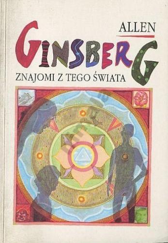 Okładka książki Znajomi z tego świata. Wiersze z lat 1947-1985