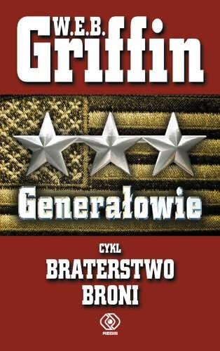 Okładka książki Generałowie