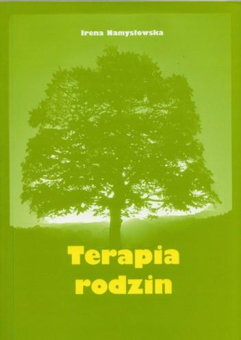 Okładka książki Terapia rodzin