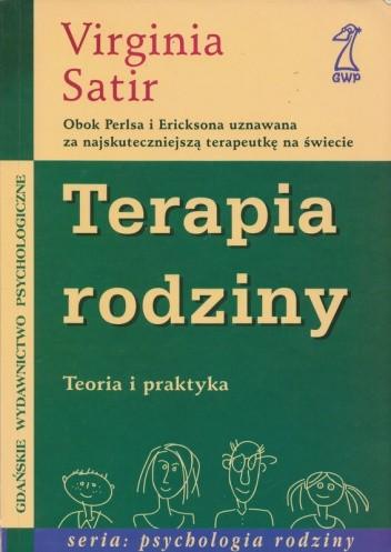 Okładka książki Terapia rodziny. Teoria i praktyka