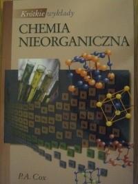 Okładka książki Krótkie wykłady. Chemia nieorganiczna