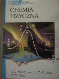 Okładka książki Krótkie wykłady. Chemia fizyczna