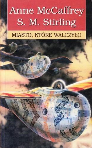 Okładka książki Miasto, które walczyło