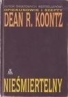 Okładka książki Nieśmiertelny