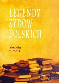 Okładka książki Legendy Żydów polskich
