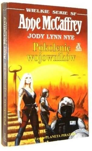 Okładka książki Pokolenie wojowników