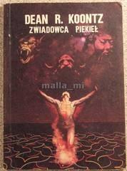 Okładka książki Zwiadowca piekieł