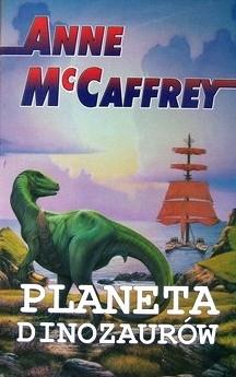 Okładka książki Planeta dinozaurów