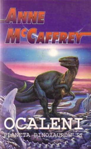 Okładka książki Ocaleni. Planeta dinozaurów II