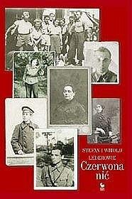 Okładka książki Czerwona nić : ze wspomnień i prac rodziny Lederów