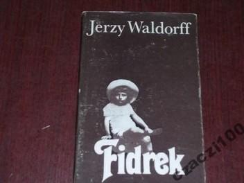 Okładka książki Fidrek