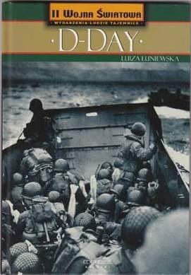 Okładka książki D-Day