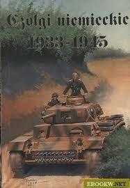 Okładka książki Czołgi niemieckie 1933-1945