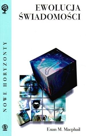 Okładka książki Ewolucja świadomości
