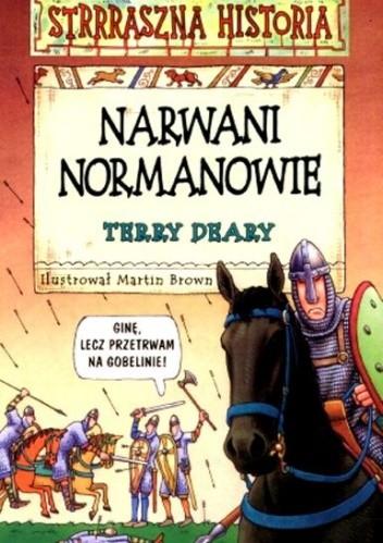 Okładka książki Narwani Normanowie