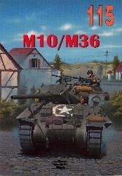 Okładka książki M10/M36