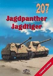 Okładka książki Jagdpanther Jagdtiger