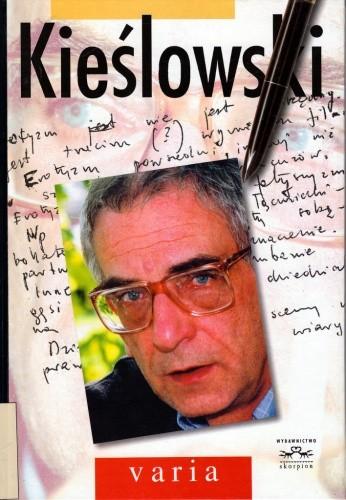 Okładka książki Kieślowski. Varia