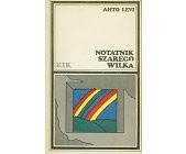 Okładka książki Notatnik Szarego Wilka
