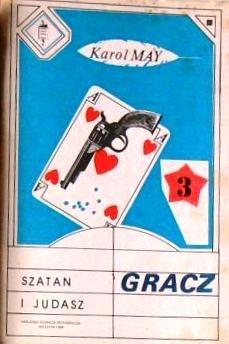 Okładka książki Szatan i Judasz. Gracz