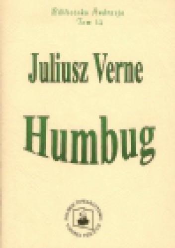 Okładka książki Humbug (Blaga)