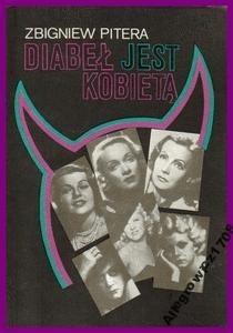 Okładka książki Diabeł jest kobietą: z historii filmowego wampa