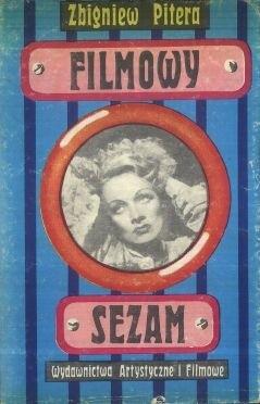 Okładka książki Filmowy sezam.