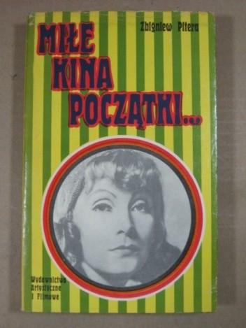 Okładka książki Miłe kina początki