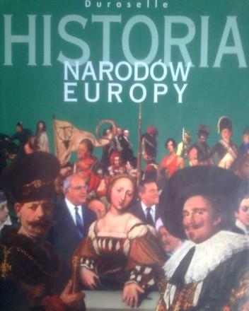 Okładka książki Historia narodów Europy