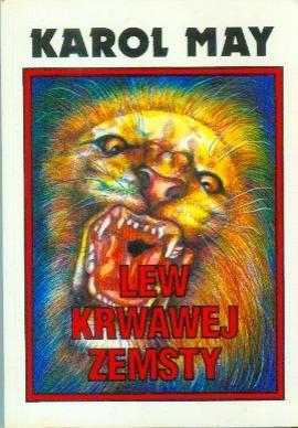 Okładka książki Lew krwawej zemsty