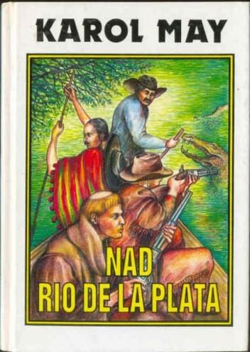 Okładka książki Nad Rio de La Plata