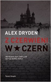 Okładka książki Z czerwieni w czerń