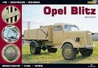 Okładka książki Opel Blitz
