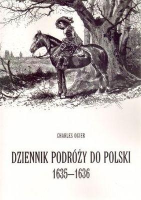 Okładka książki Dziennik podróży do Polski 1635-1636