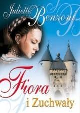 Okładka książki Fiora i Zuchwały