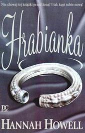 Okładka książki Hrabianka