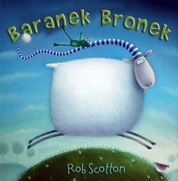 Okładka książki Baranek Bronek