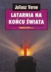 Okładka książki Latarnia na końcu świata