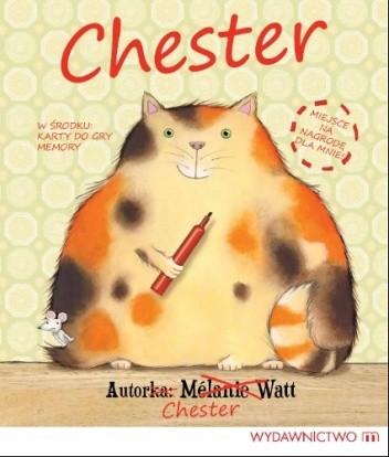 Okładka książki Chester