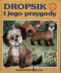 Okładka książki Dropsik i jego przygody