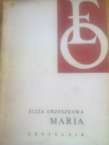 Okładka książki Maria