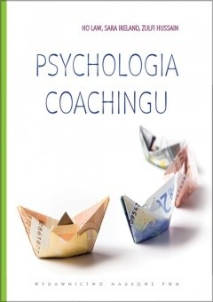 Okładka książki Psychologia coachingu