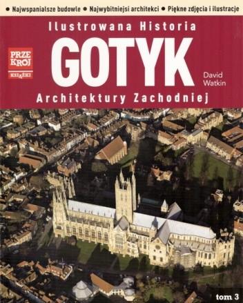 Okładka książki Gotyk