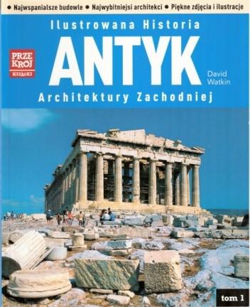 Okładka książki Antyk