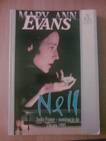 Okładka książki Nell