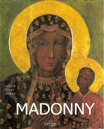 Okładka książki Madonny